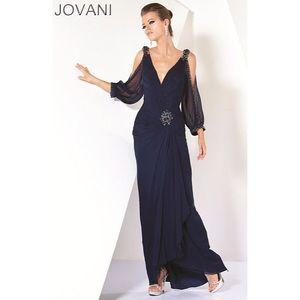Jovani Evening 17112 Cafe Color